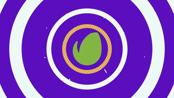 Flat Logo Intro Opener
