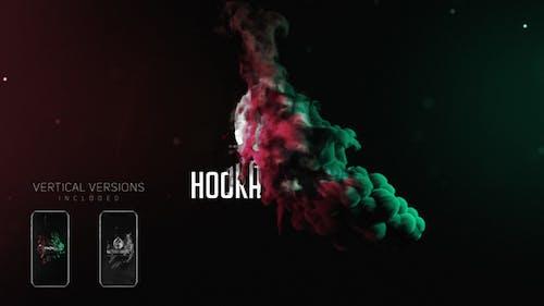 Smoke Logo Reveal Pack
