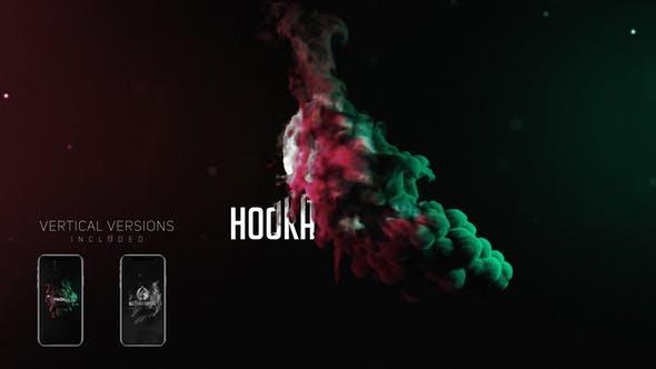Thumbnail for Smoke Logo Reveal Pack