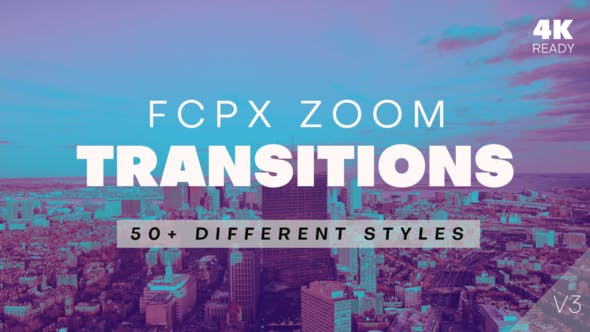 Thumbnail for FCPX Zoom Transitions