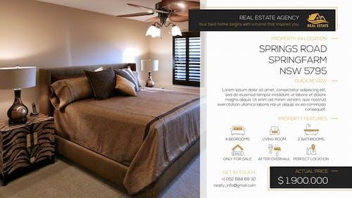 Real Estate Agency Promo