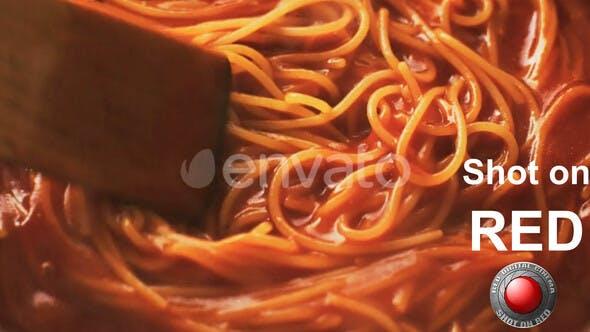 Spaghetti Pasta