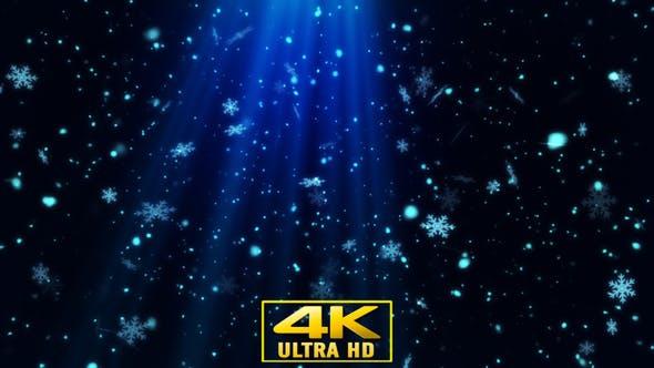 Thumbnail for Christmas Snow V1
