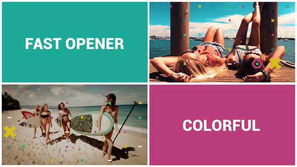 Thumbnail for Fast Colorful Opener