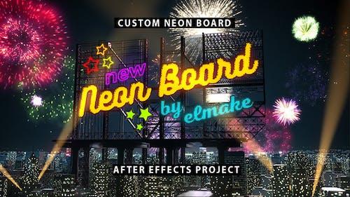 Neon Board