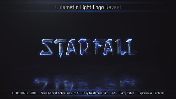 Thumbnail for Logo Cinemática Light Reveal 3