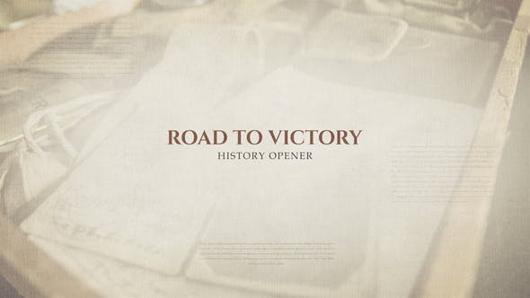 Thumbnail for Road To Victory