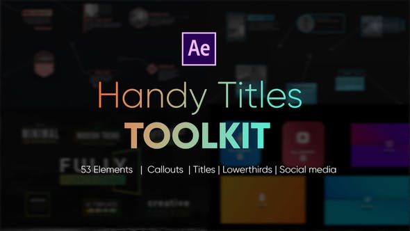Thumbnail for Handy Titles Toolkit
