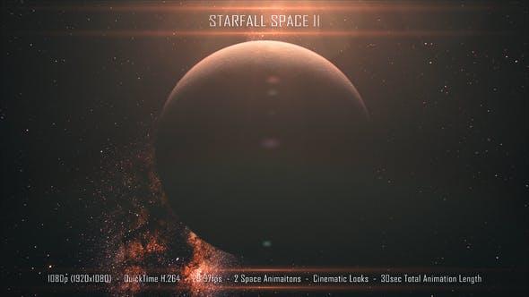 Thumbnail for Starfall Space II