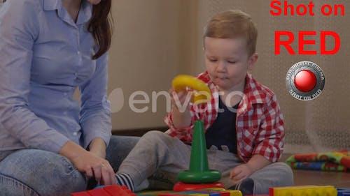 Developing Sensory Awareness Language and Socialization Ability of Child