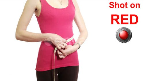 Fitness and Measuring Waist