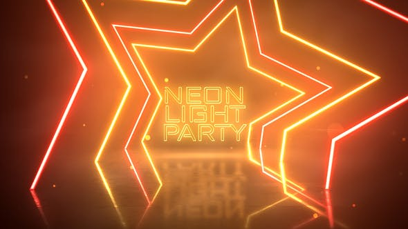 Thumbnail for Neon Light Party Opener