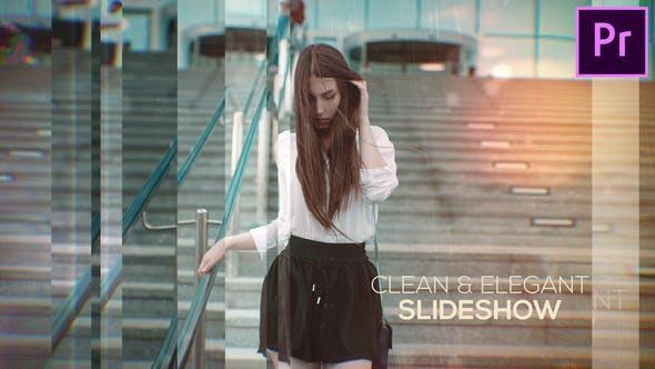Thumbnail for Elegante glatte Diashow