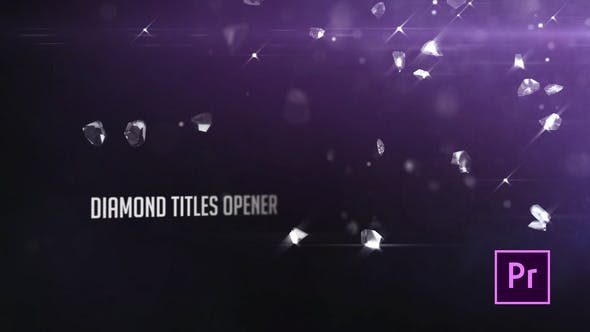 Diamonds Particle Opener Titles