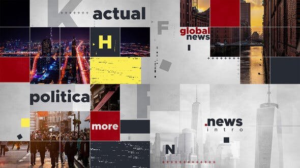 Thumbnail for Global News Intro