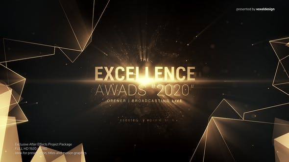Thumbnail for Excellence Awards Opener