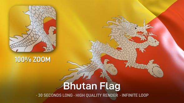 Thumbnail for Bhutan Flag