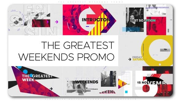Thumbnail for The Greatest Weekends Promo