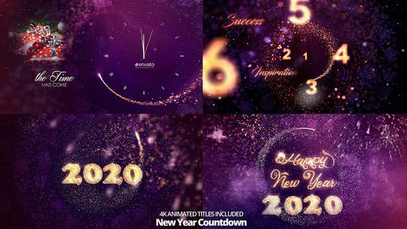 Thumbnail for Special New Year Countdown 2020