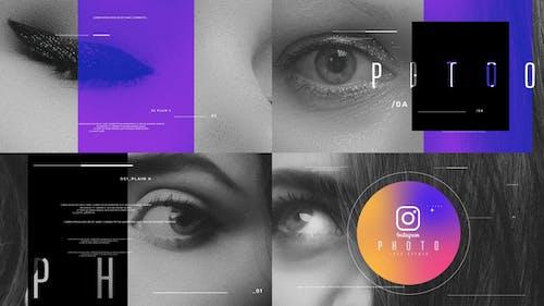 Instagram Photo Logo