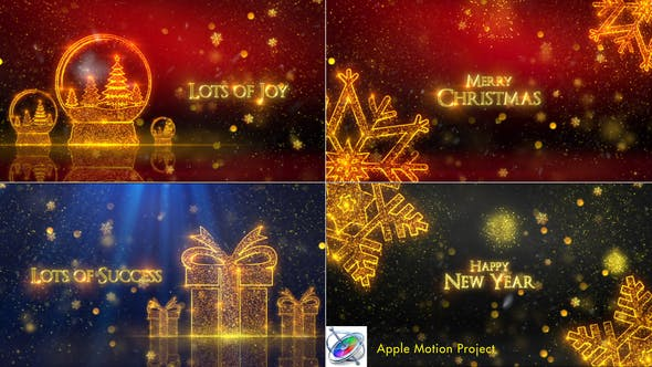 Thumbnail for Christmas - Apple Motion