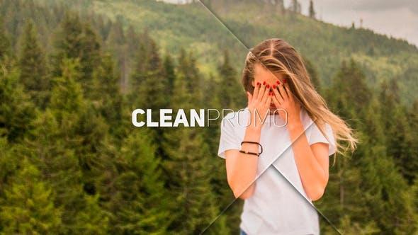 Clean Romantic Promo