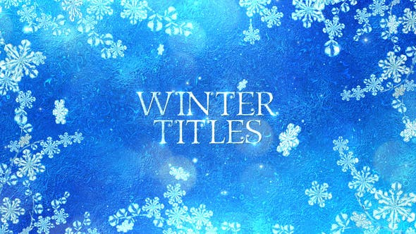 Thumbnail for Winter Titles