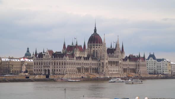 Thumbnail for The Building of the Hungarian Parliament in Budapest