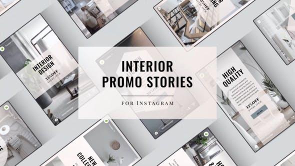 Interior Promo Stories