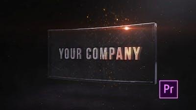 Industrial Impact Title - Premiere Pro