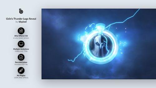 Odin's Thunder Logo Reveal