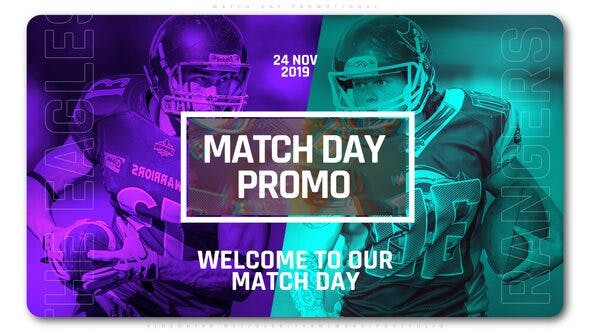 Thumbnail for Match Day Promotional