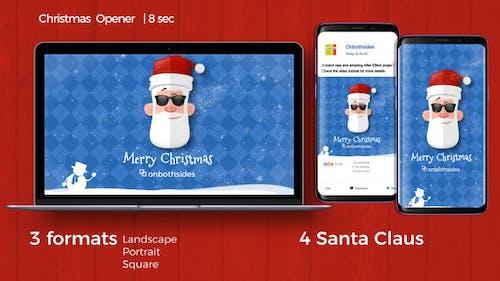 Santa Claus Openers