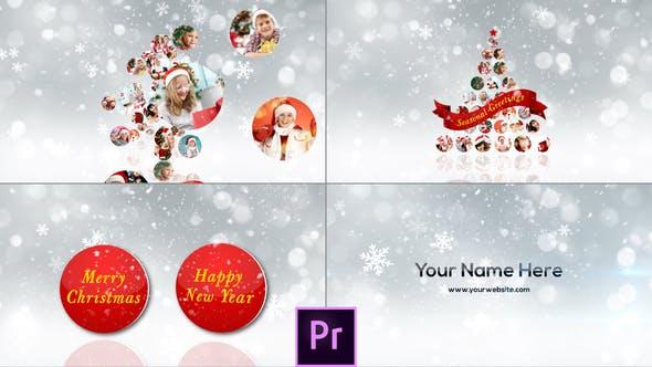 Thumbnail for Christmas Opener - Premiere Pro