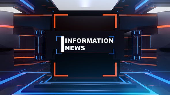 Thumbnail for Information news opener