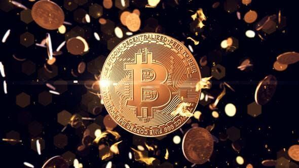 Revelar Logo de Bitcoin
