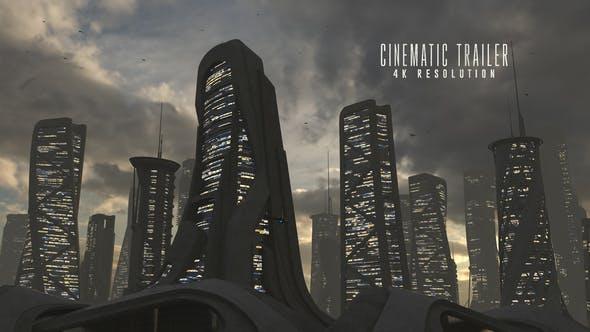 Thumbnail for Futuristic Trailer