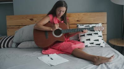 Writing a new song