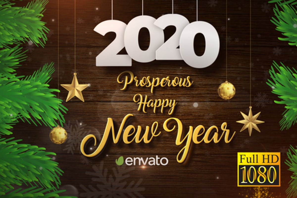 Christmas & New Year Opener 2020 Christmas and New Year Opener 2020 by MotionPhysix on Envato