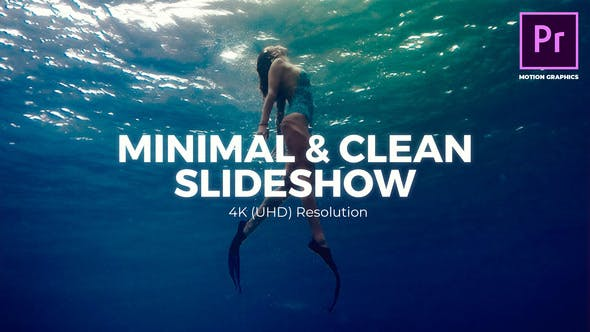 Thumbnail for Minimal & Clean Slideshow