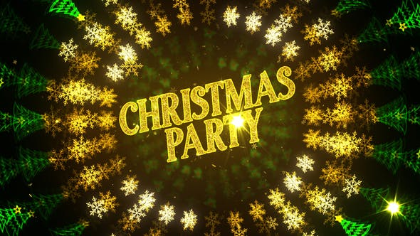 Cover Image for Christmas Party Invitation