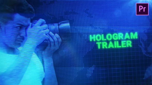 Thumbnail for Hologram Trailer