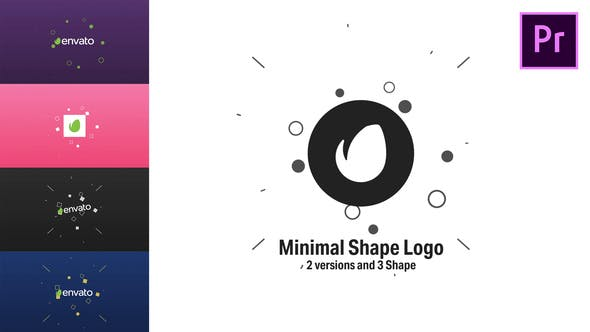 Cover Image for Minimal Shape Logo