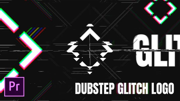 Thumbnail for Dubstep Glitch Logo