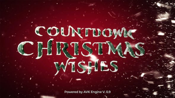 Thumbnail for Countdown Christmas Wishes