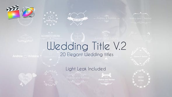Thumbnail for Título Boda V.2