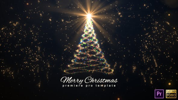 Thumbnail for Christmas Logo - Premiere Pro