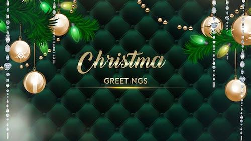 Luxury Greeting Christmas