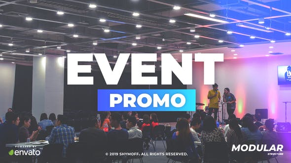 Cover Image for Modern Event Promo