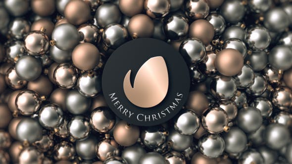 Thumbnail for Christmas Balls Logo